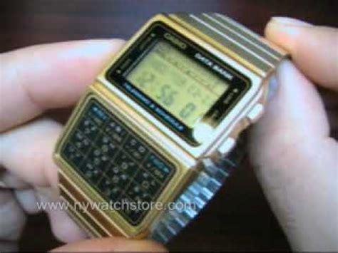 G Shock Original Ga 100cf 1a Hitam by Jam Tangan Casio Data Bank Gold Jualan Jam Tangan Wanita