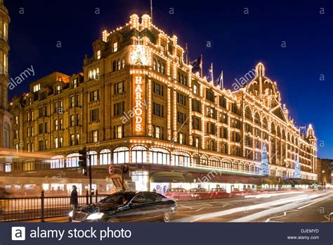 harrods a for all time harrods uk time exposure of
