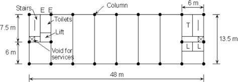 Basement Plan by Multi Storey Office Buildings Steelconstruction Info