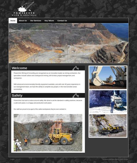surface pattern design jobs australia mining jobs and consultancy website designed by red