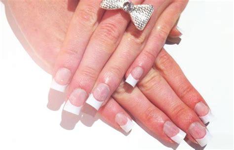 imagenes de uñas acrilico blancas como poner u 241 as acrilicas con tips u 241 asdecoradas club