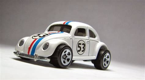 Hotwheels Vw Herbie the lamley look wheels vw beetle herbie the bug