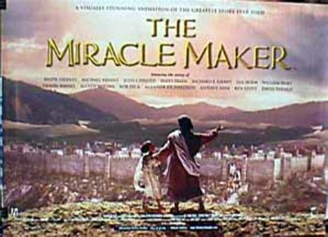 The Miracle Maker 2000 The Miracle Maker On Netflix Today Netflixmovies