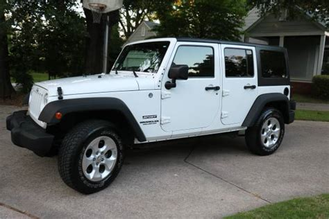 Jeep Tuscaloosa 2011 Jeep Wrangler Unlimited Sport For Sale In Tuscaloosa