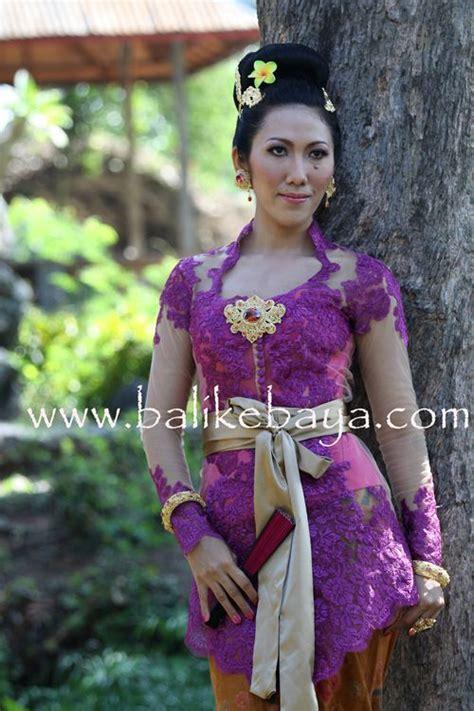 Kebaya Bali Brokat Bali 4 kebaya bali batik indonesia