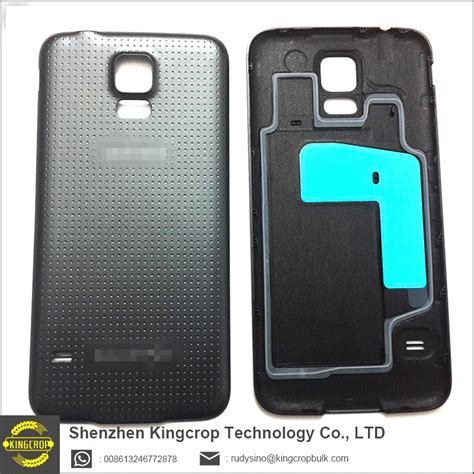 Housing Casing Samsung S5 G900 1 original battery door back housing cover replacement for samsung galaxy s5 g900 g900f g900t