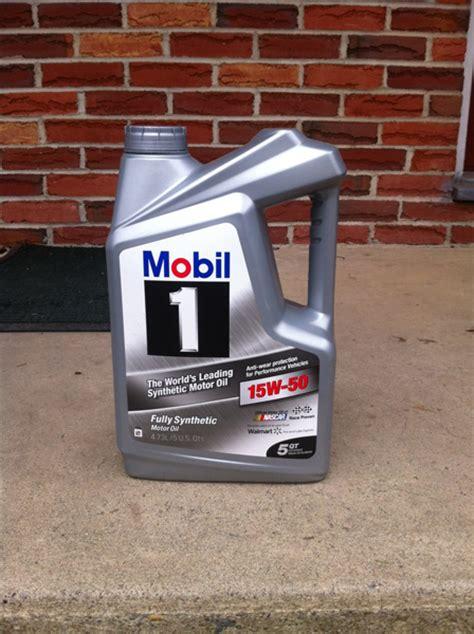 mobil 1 15w50 mobil 1 15w 50 5 quart bottles are back at walmart