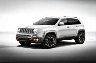 Jeep C Suv Renegade Success Lifts Jeep S Hopes For New Crossover