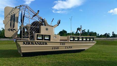 air ranger boats american airboat corp 17 x 8 5 fish tank airranger
