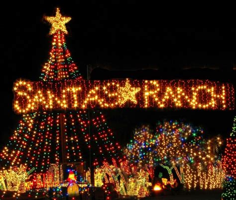 oak ranch plaza christmas lights 10 things to do san antonio holidays