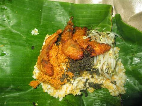 kelezatan kuliner khas blitar nasi ampok