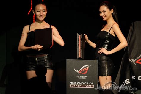 Pc Gaming Irit asus rog event computex 2014 jajaran produk gaming terbaru jagat review