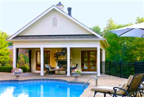 diy pool house plans custom pool house design plans ideas pictures