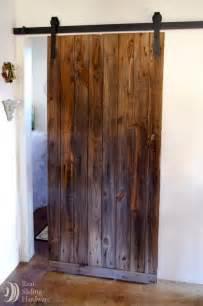 Hanging Barn Doors Interior Hang Doors How To Hang A Wreath On A Glass Door Ask