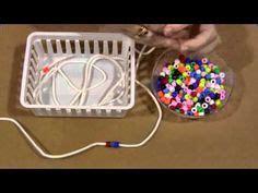 pony bead lacing cord pony bead patterns on pony kandi and