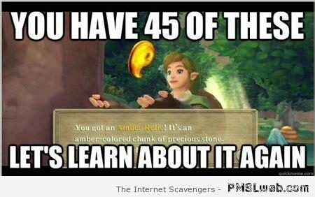 Funny Zelda Memes - video gamer meme gamer best of the best memes