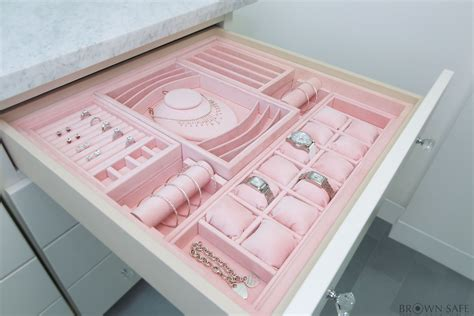 Jewellery Drawer Insert by Jewelry Inserts For Drawers Keep Your Jewelry Pristine