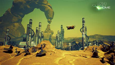 journey house the long journey home gameplay trailer and screenshots