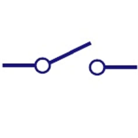electric switch symbol