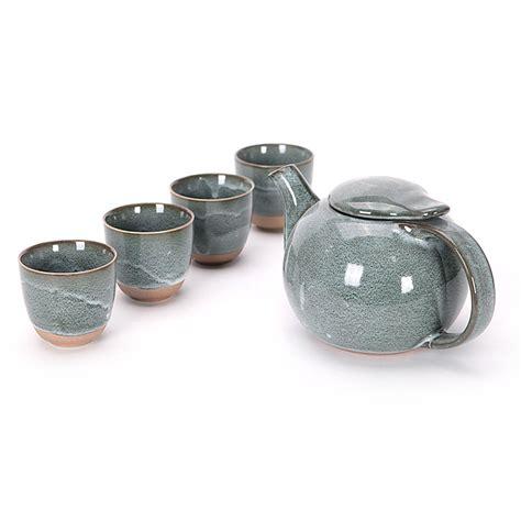 Coffe Set 2 kungfu tea set porcelain ceramics teapot coffee cup set japanese traditional pot