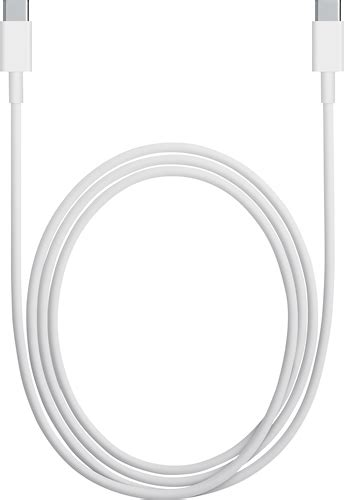 Apple Mjwt2am Cable Usb C Cable 2m apple usb c charge cable 2m white mjwt2am a best buy