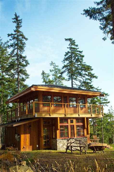 fire tower house guest house decatur construction serving decatur orcas san juan and lopez islands
