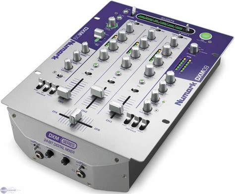 console numark avis d utilisateurs numark dxm09 audiofanzine
