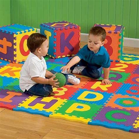 suelo ninos alfombra puzzle decoracion hogar ideas  decorar el hogar