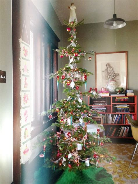 cute skinny christmas tree christmas pinterest