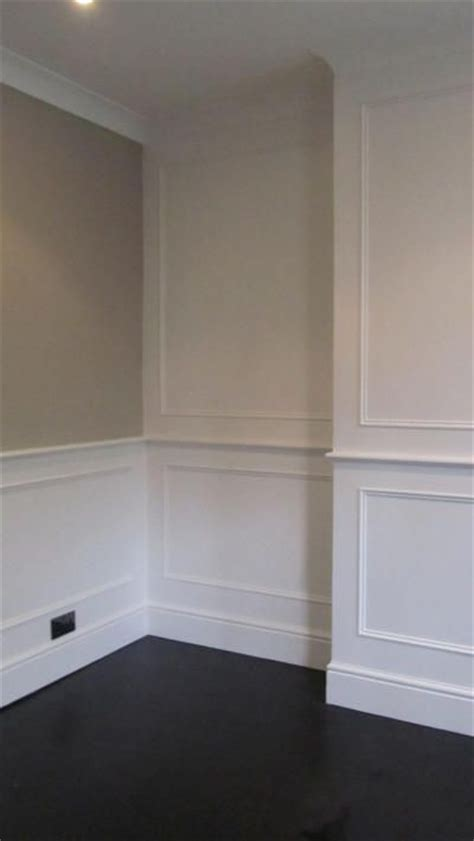 Wainscoting Panels Uk Top 25 Ideas About Wall Panelling On Wall Trim