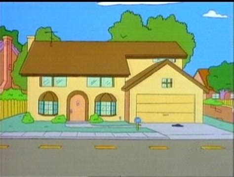 simpsons house pin the simpsons house floor plan on pinterest