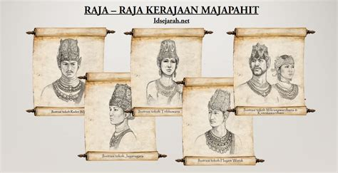 Raja At Abs2 1 sejarah kerajaan majapahit 1293 1527 idsejarah net