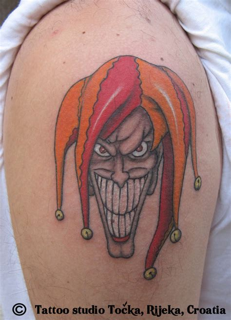 free joker tattoo designs joker tattoos