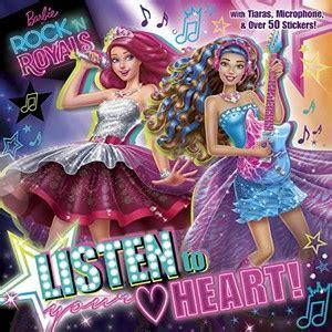 film barbie in rock n royals barbie in rock n royals book barbie movies photo