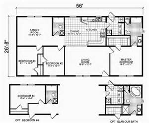 Double Wide Floor Plans Champion Explorer Ii Double Wide Showcase Homes Of Maine