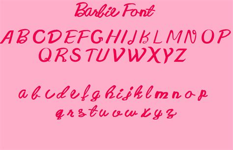 printable barbie font barbie movies images my new barbie font hd wallpaper and
