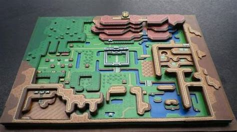 How To Make A Diorama With Paper - classic nes in 3d paper dioramas make