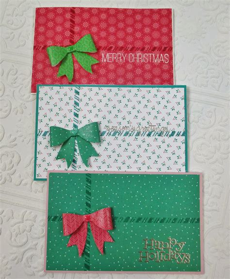How To Make Gift Card Holders Out Of Paper - handmade by ruwe simple gift card money holder cards