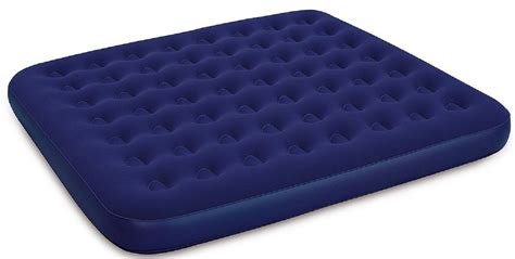 Travel Futon Mattress by Bestway Up Flocked Cing Travel