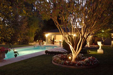 Pool Landscape Lighting Landscape Lighting Mooresville Harrisburg Nc Arnette Irrigation Landscaping