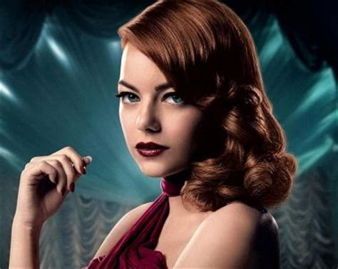 emma stone horror movie emma stone circling guillermo del toro s crimson peak