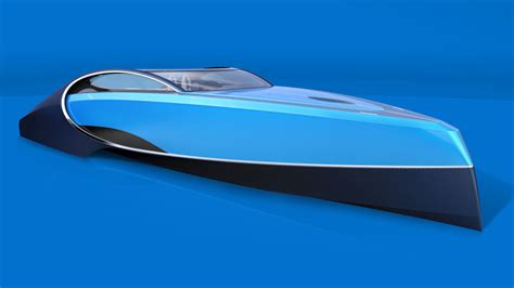 bugatti boat bugatti chiron gets a boat buddy in niniette 66 luxury yacht