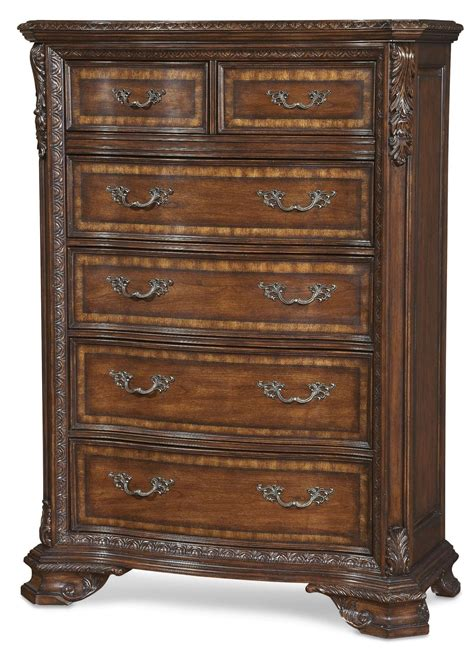 old world bedroom set old world estate bedroom set from art furniture 143155
