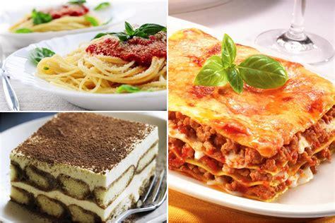 cocina italianas comida italiana recetas t 237 picas de la cocina italiana