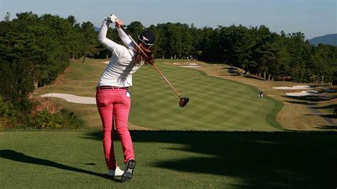 wind  sand  biggest challenges  japan lpga ladies professional golf association