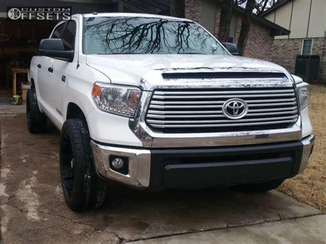 2014 Toyota Tundra With Leveling Kit 2014 Toyota Tundra Xd Misfit Supreme Suspension Leveling Kit