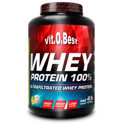 protein 0 8 g kg whey protein 100 1 8 kg vitobest proteina de leite