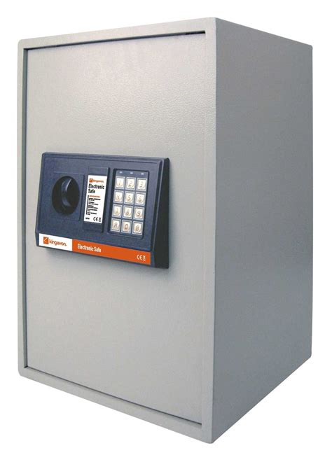 new large electronic high security digital lock steel