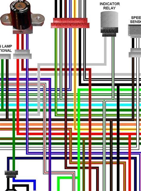 honda vtx wiring diagram wiring diagram with description