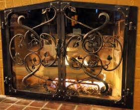 Interior Door Designs For Homes Vintage Fireplace Screens With Doors For Family Room